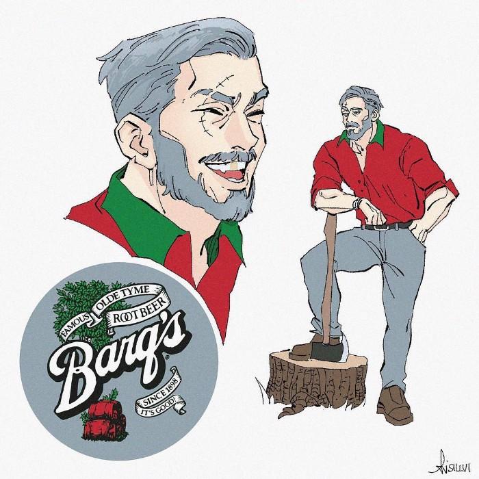 soft drinks soda brands characters illustrator sillvi 7 5c8f706b8b0ba 700