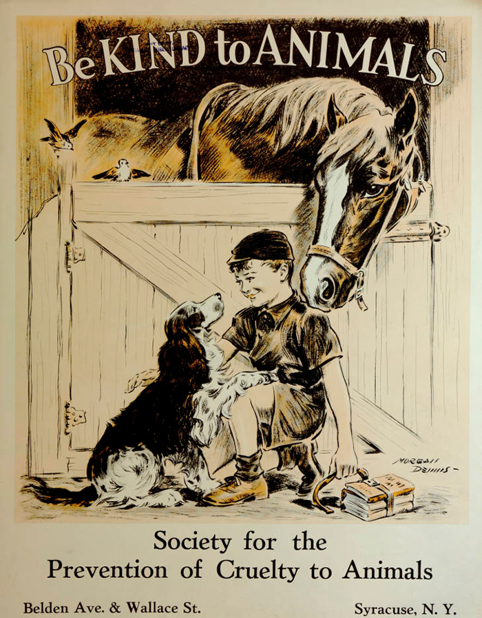 be kind to animals posters great depression morgan dennis10 5c9de76d78c53 700
