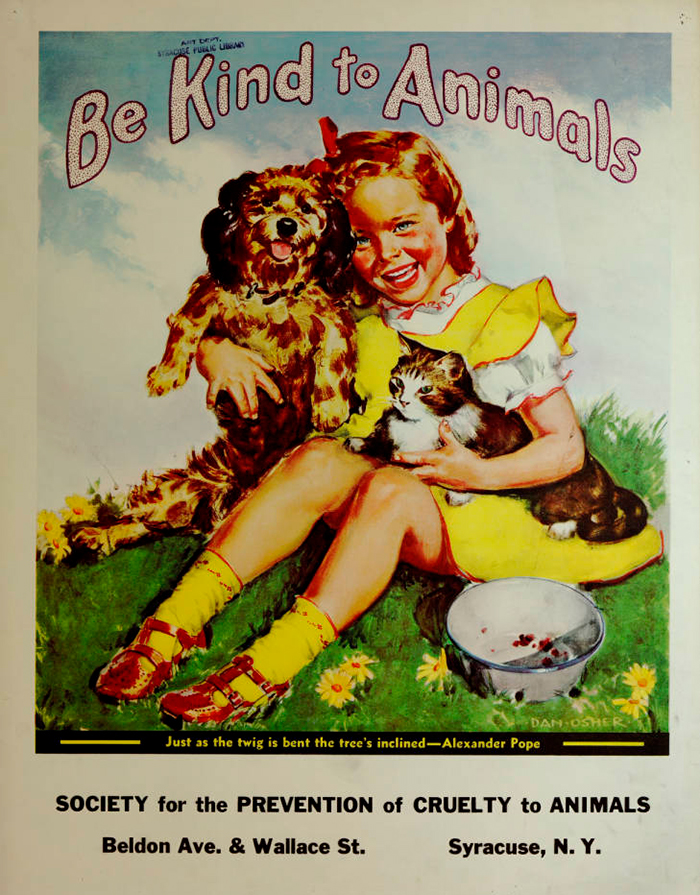 be kind to animals posters great depression morgan dennis12 5c9de776a1f5c 700