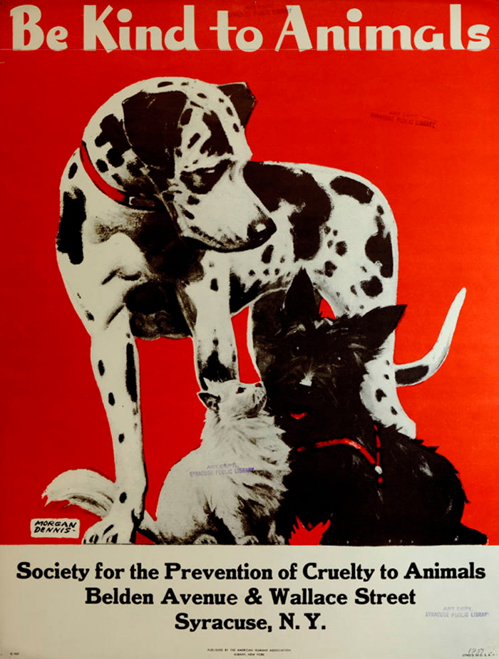 be kind to animals posters great depression morgan dennis14 5c9de78251dbc 700