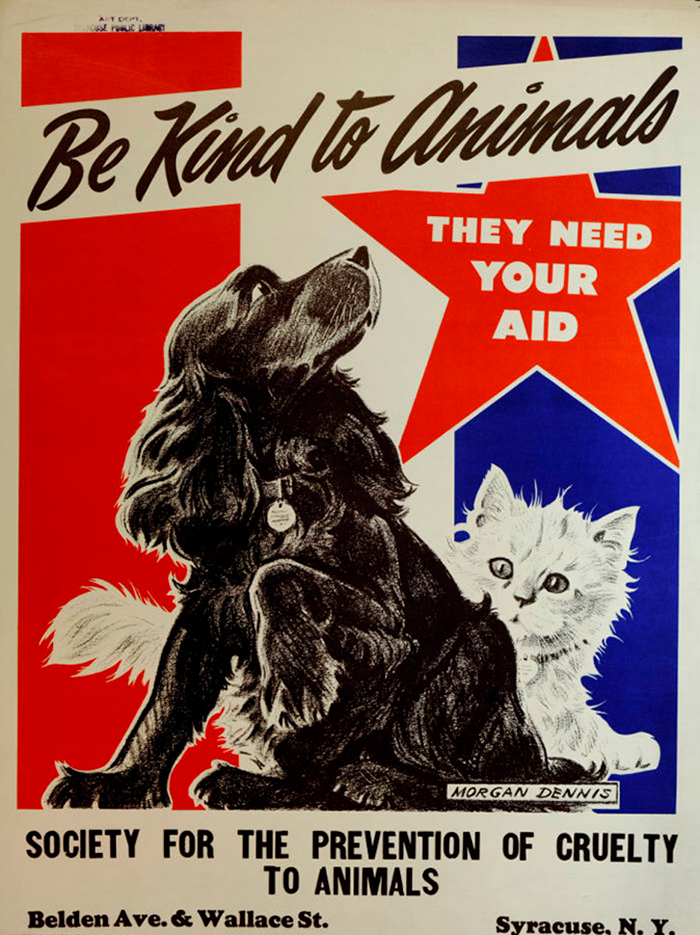be kind to animals posters great depression morgan dennis19 5c9de79164dc8 700