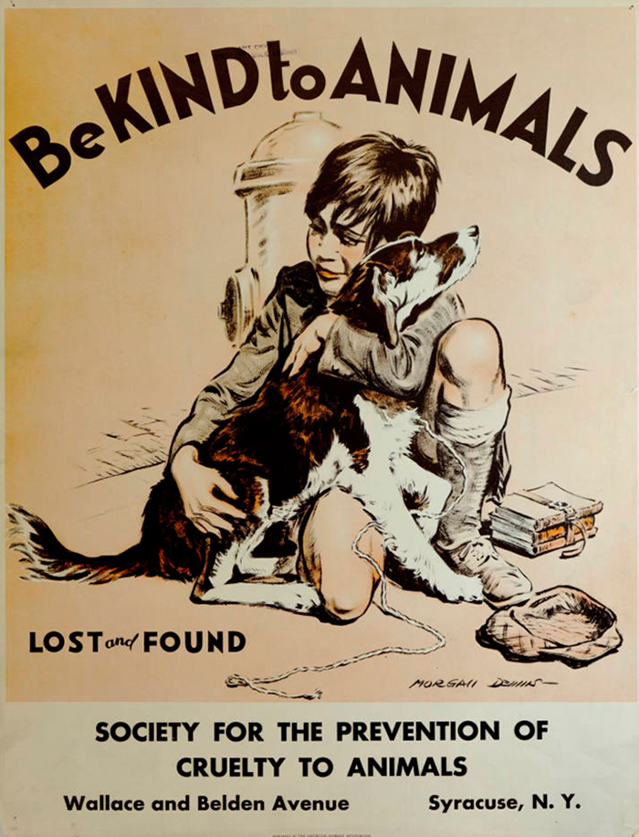be kind to animals posters great depression morgan dennis2 5c9de755827a8 700