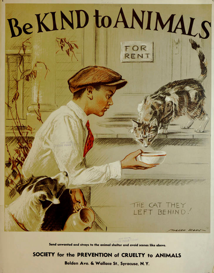 be kind to animals posters great depression morgan dennis4 5c9de75b47b7f 700