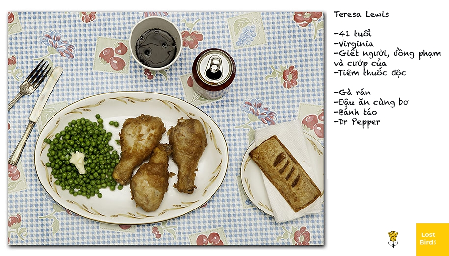 no seconds inmate last meals death row henry hargreaves 6