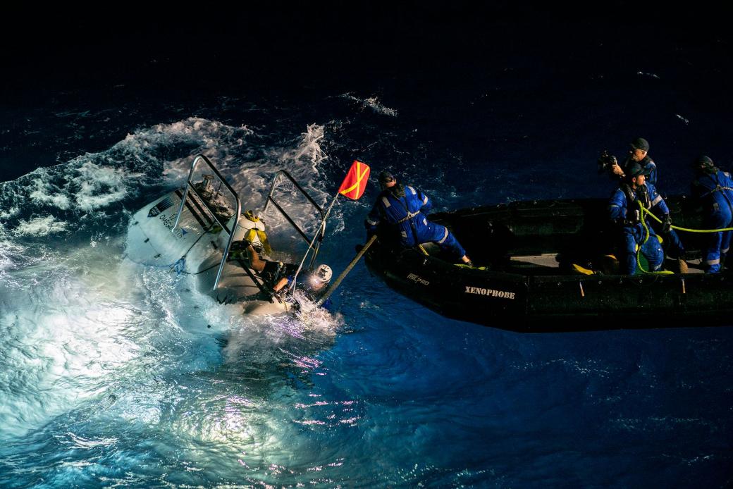 Đây là chuyến lặn biển thứ hai của The Limiting Factor cùng chủ nhân của nó là nhà thám hiểm Victor Vescovo. Sau khi chinh phục những ngọn núi cao nhất ở mỗi châu lục, ông Vescovo đang lên kế hoạch lặn xuống từng điểm sâu nhất ở mỗi đại dương.