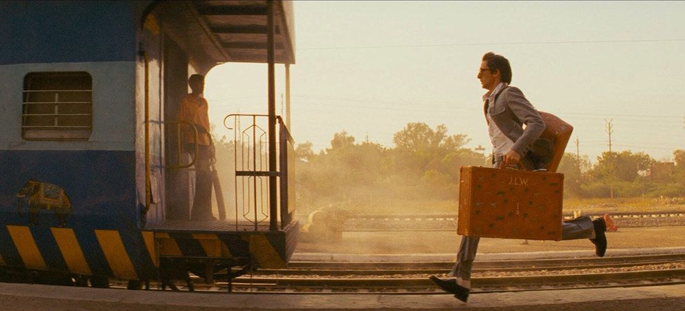catch the train