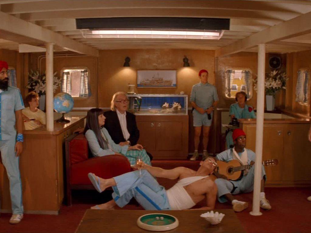 life aquatic cabin