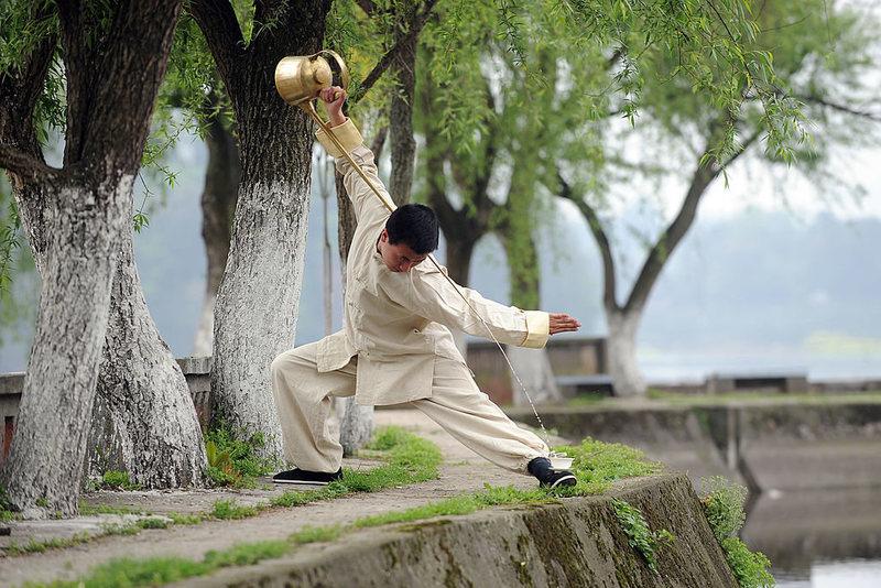 lost bird kung fu tra dao 1