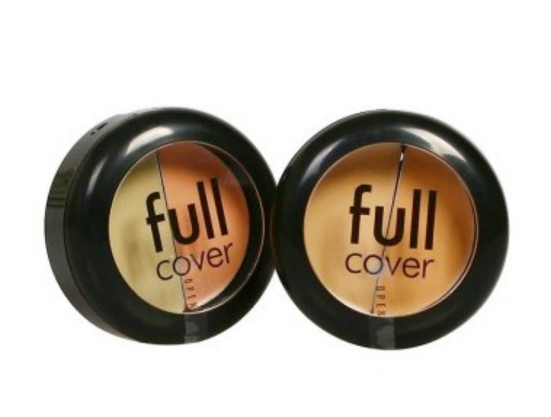 full cover cream concealer 2 5g 01 light beige natural beige 02 olive green pink