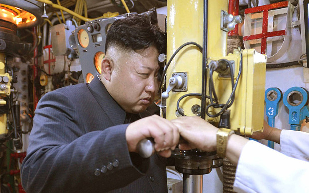 kim jong submarine 3262261b