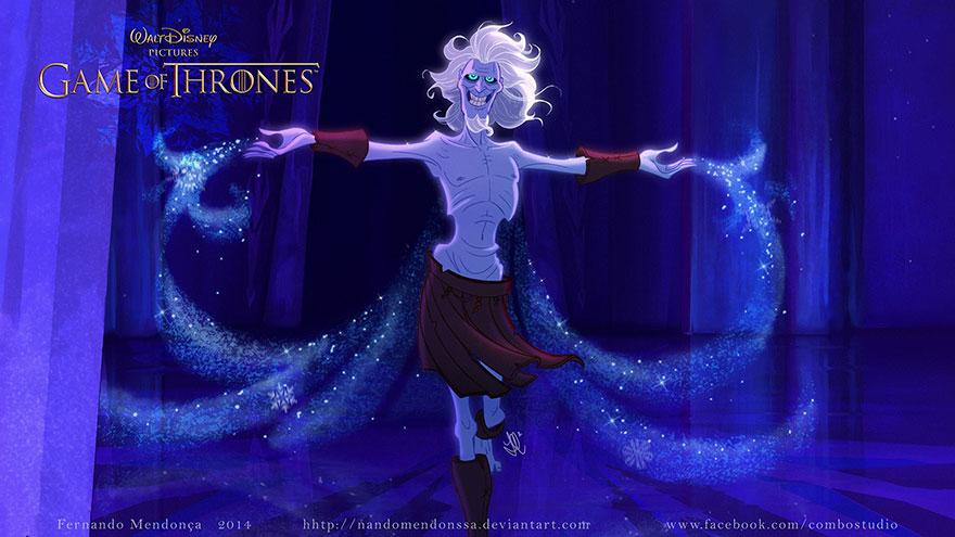 game of thrones disney style illustration combo estudio 8 5aafaa95cd138 880 2