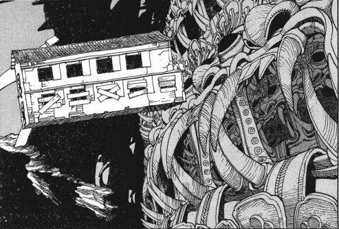world apartment horror manga