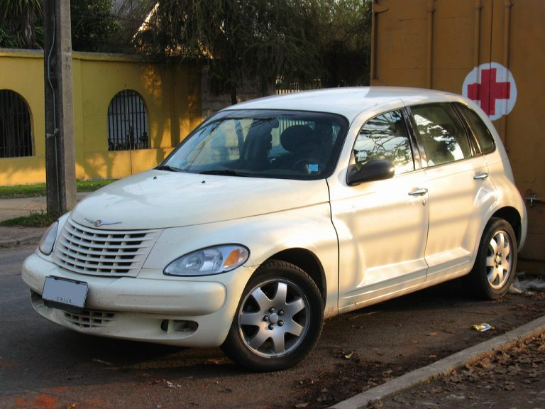 most ugly cars in the world pt cruiser 768x576