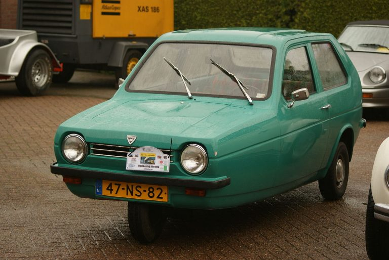 most ugly cars in the world reliantt robin 768x514