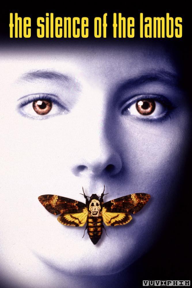 su im lang cua bay cuu the silence of the lambs 1991 poster