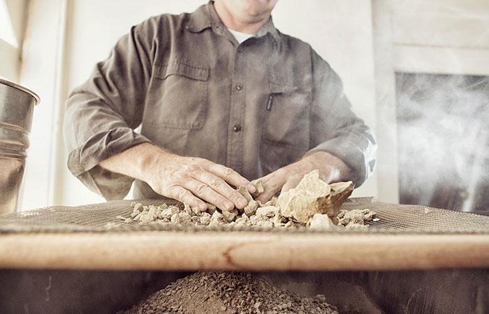mud balls hikaru dorodango bruce gardner new mexico 47