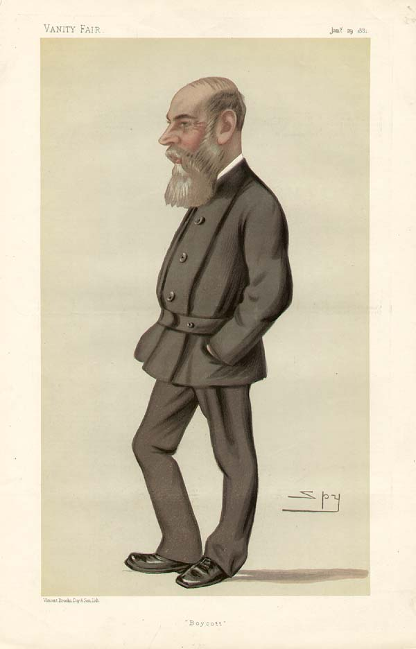 charles cunningham boycott vanity fair