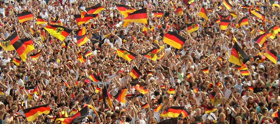 2006 world cup germany fans