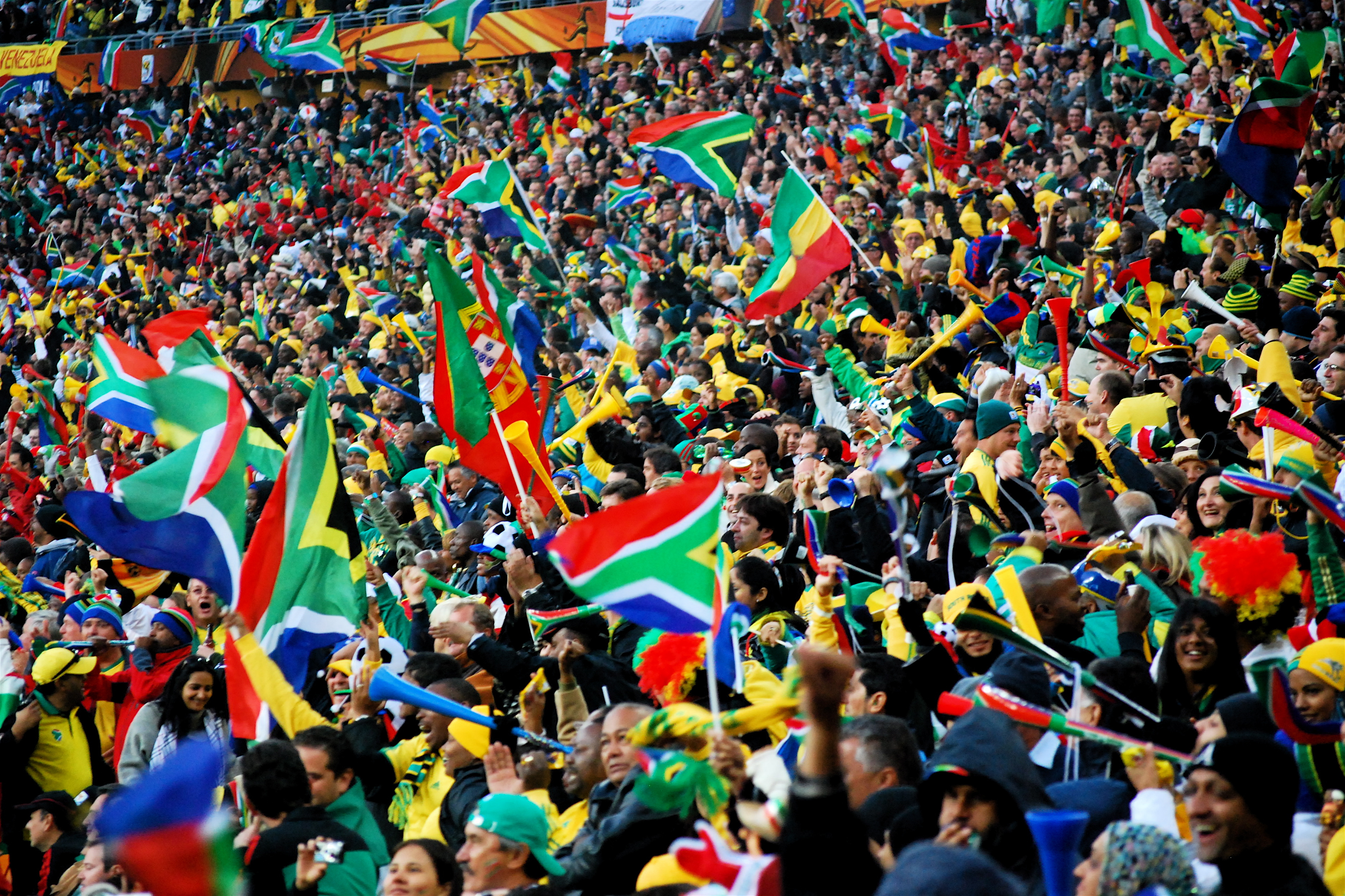 first game of the 2010 fifa world cup south africa vs mexico3