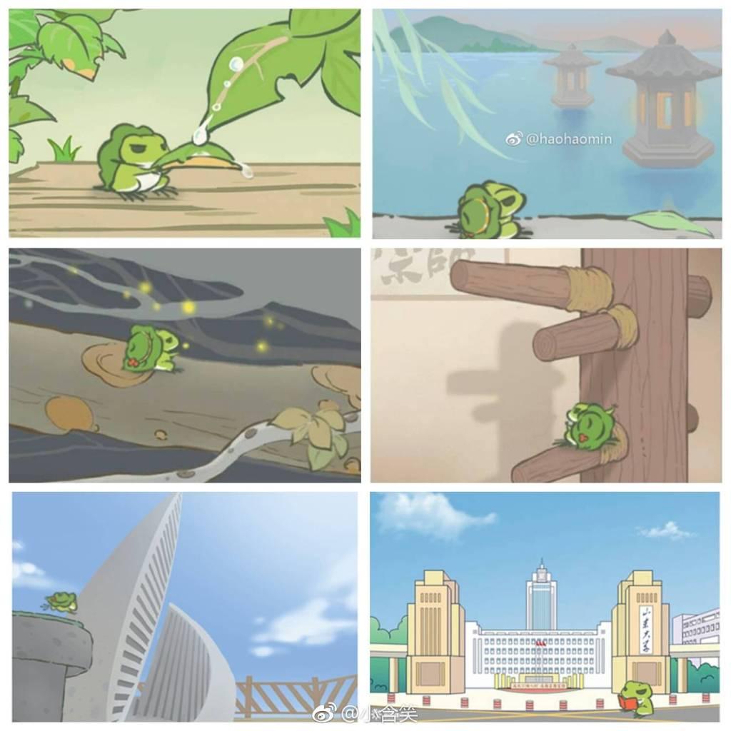 tabi kaeru frog