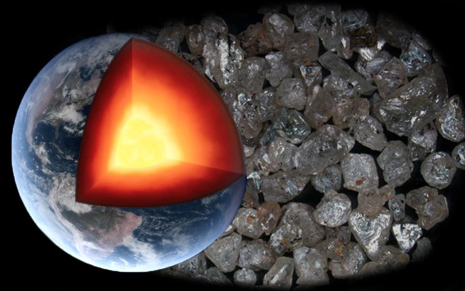 Mỏ kim cương vĩ đại trị giá 150.000.000.000.000.000 tỷ bảng Anh vừa được tìm thấy