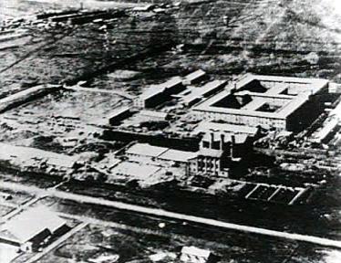 unit 731 complex