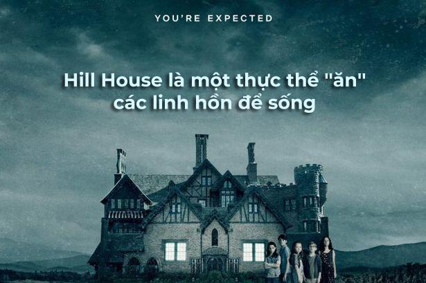 Đừng tưởng bạn đã hiểu hết 'The Haunting of Hill House', vẫn còn loạt 'twist' hack não này cơ mà!