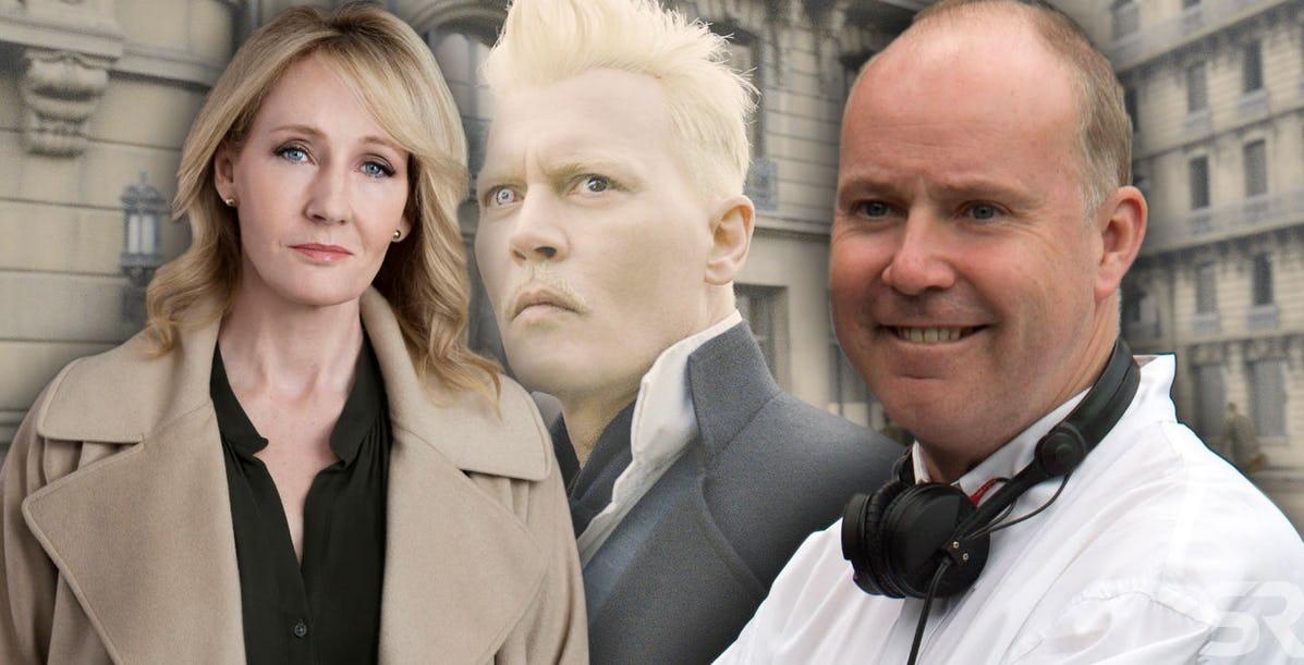 Đừng chỉ đổ lỗi cho J. K. Rowling về thất bại của 'Fantastic Beasts'