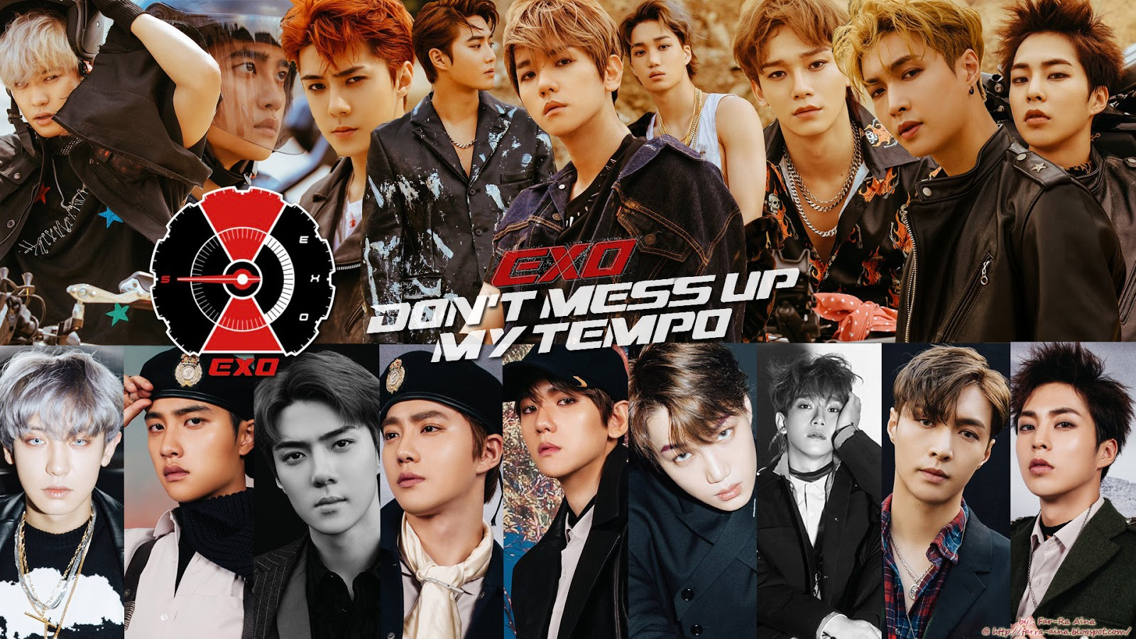exo dont mess up my tempo wallpaper