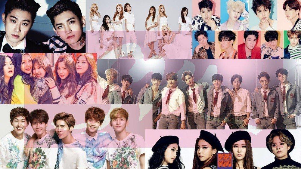 exo girls generation taeyeon super junior red velvet nct 127 nct dream