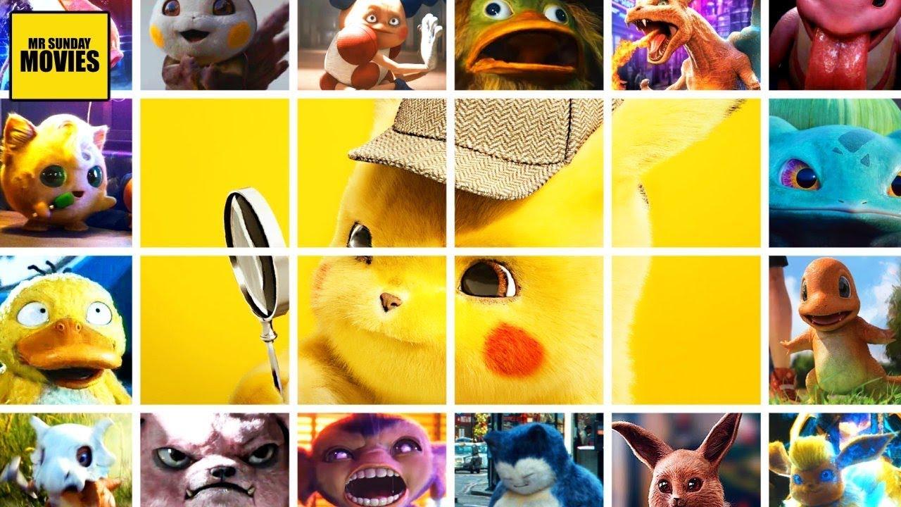 Săm soi 10 'quả trứng' mà fan bỏ qua khi xem 'Thám Tử Pikachu'