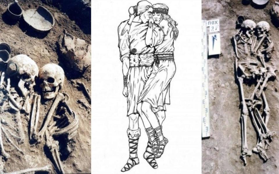 Những thứ đáng buồn nhất mà các nhà khảo cổ học tìm được trong lịch sử của nhân loại