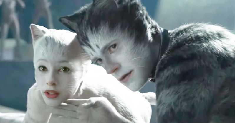 cats movie trailer