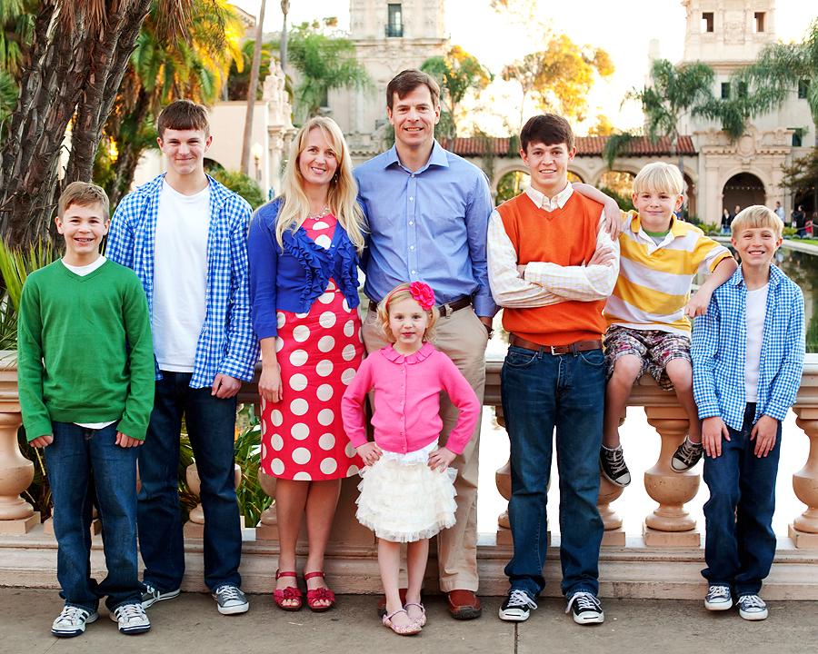 mormon family 6