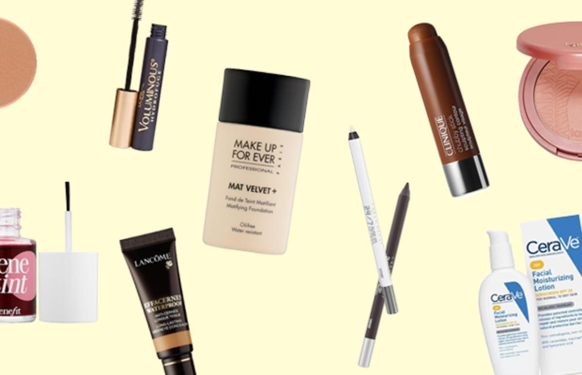 11 sản phẩm make up chống nước tốt nhất mà phe con gái nên thử