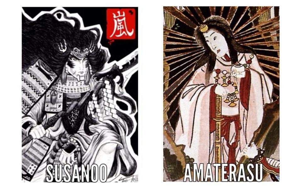 Thần thoại Nhật Bản (Kỳ 1): Amaterasu và Susanoo - Bộ đôi nhiễu sự và 'bẩn bựa' của thần thoại Nhật Bản
