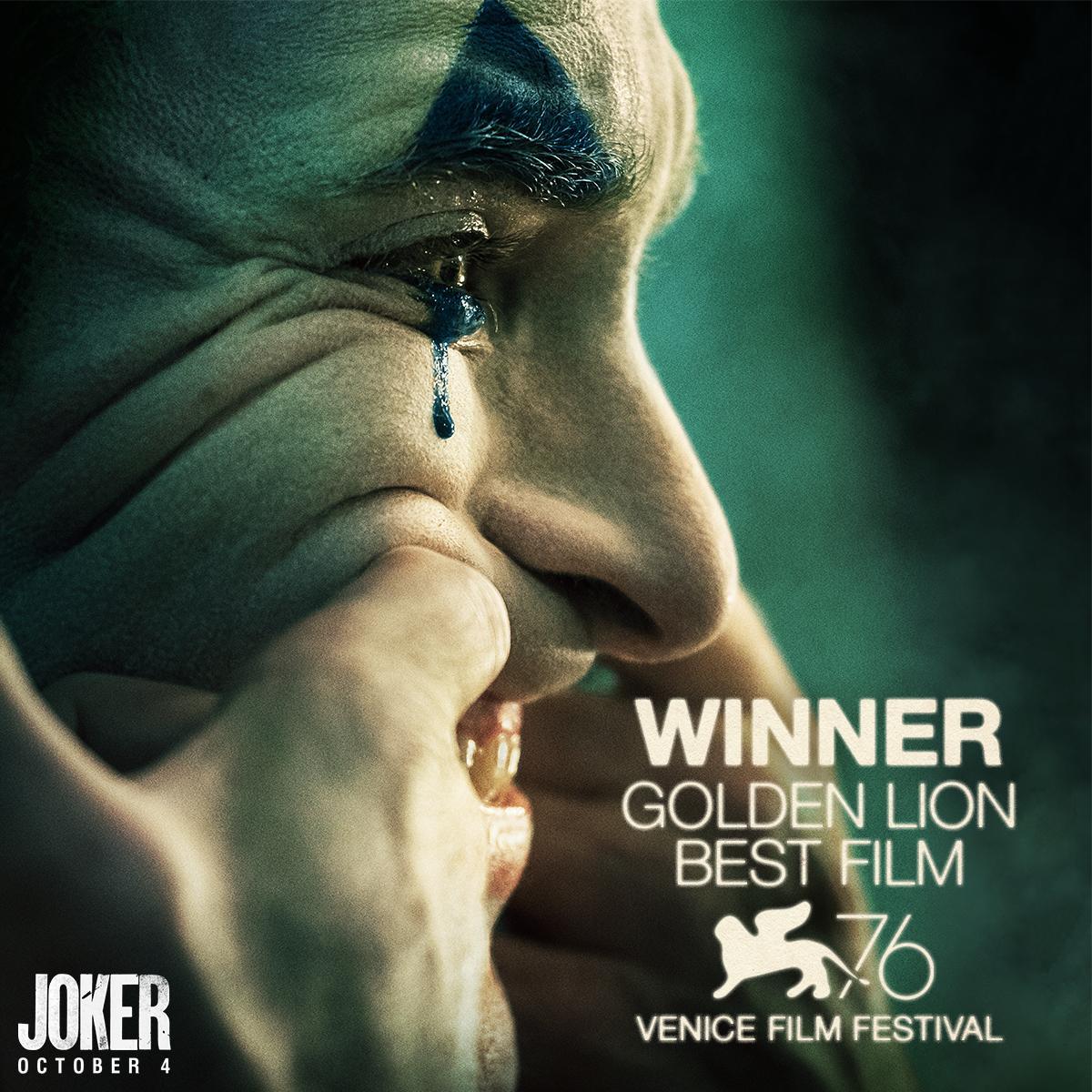 Lý do gì khiến Joker - một phim chuyển thể truyện tranh đoạt giải Sư Tử  Vàng cao quý?