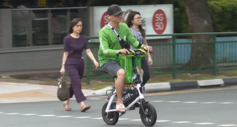 Chính phủ Singapore ban hành luật cấm xe điện