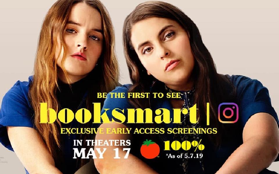 'Booksmart' - Bộ phim học đường nhãn R siêu bựa về hội mọt sách đáng xem nhất 2019