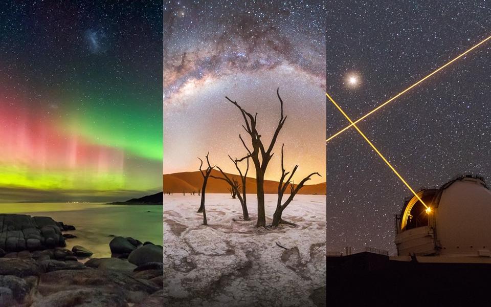 20 khoảnh khắc tuyệt tác từ cuộc thi ảnh thiên văn 2019