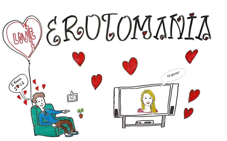 Erotomania - khi tình yêu chỉ là sự hoang tưởng và những bi kịch đẫm máu