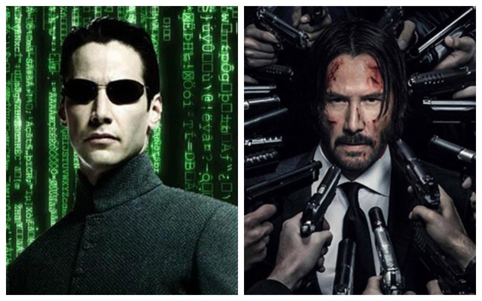 'Ma Trận 4' công chiếu cùng ngày với 'John Wick 4' có thể sẽ đặt tài tử Keanu Reeves và các fan vào tình thế khó xử