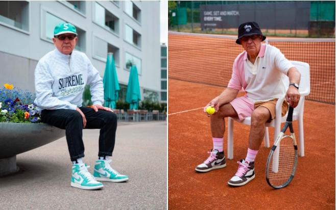 Influencer 73 tuổi thách thức mọi giới hạn thời trang với phong cách chất chơi