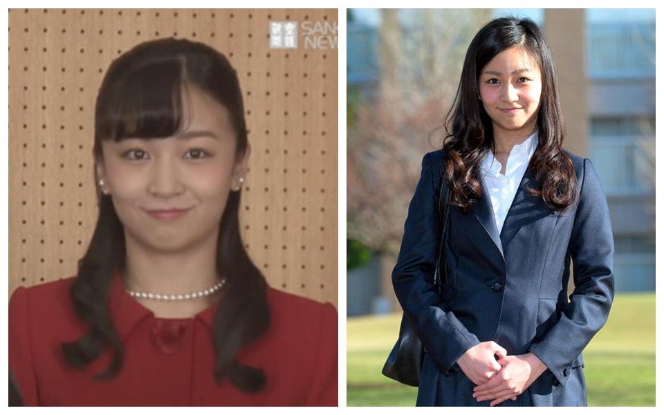 Trầm trồ vì nhan sắc công chúa Kako trong bức hình chụp chung hoàng gia Nhật