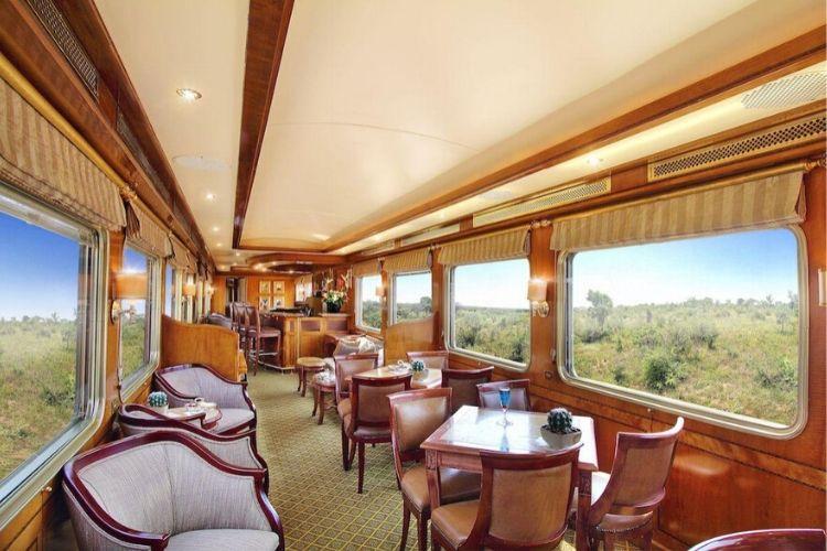 Tận hưởng cảm giác quý tộc trên 6 chuyến tàu lửa sang trọng nhất thế giới?