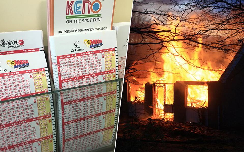 Người đàn ông Úc mất nhà vì cháy rừng nhưng lại may mắn trúng số