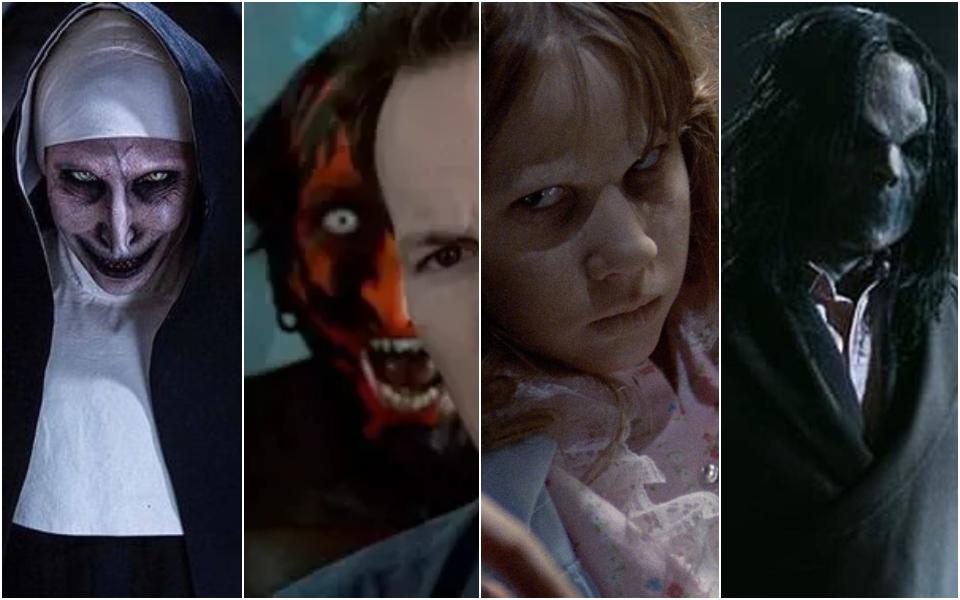 Top 10 ác quỷ đáng sợ nhất trong lịch sử phim kinh dị