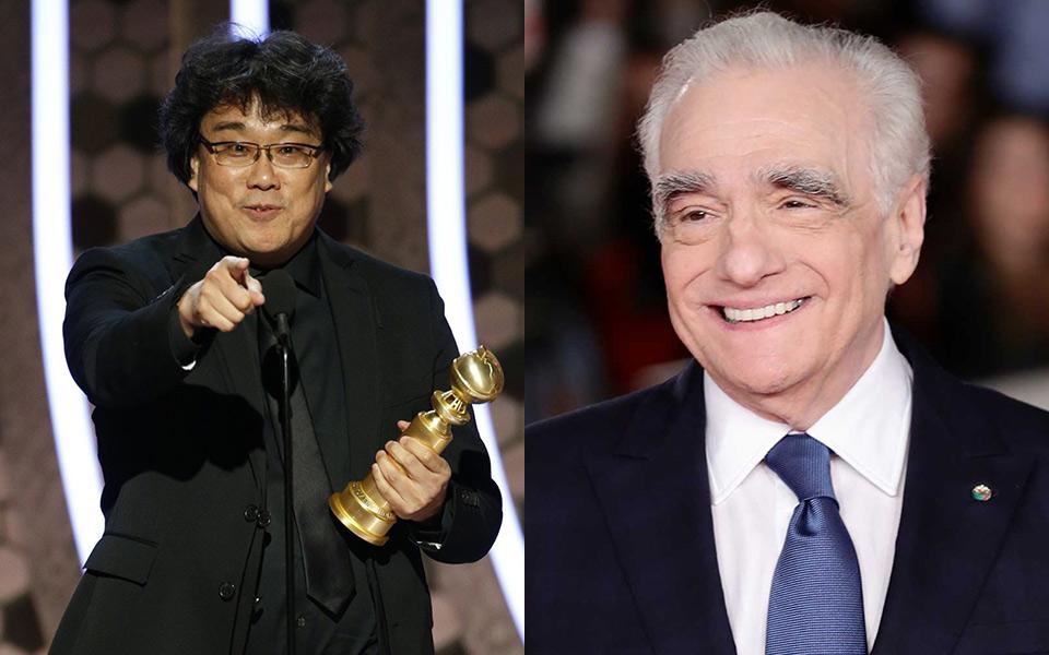 Bong Joon Ho công khai 'tỏ tình' với Martin Scorsese và phản ứng xúc động của vị đạo diễn huyền thoại