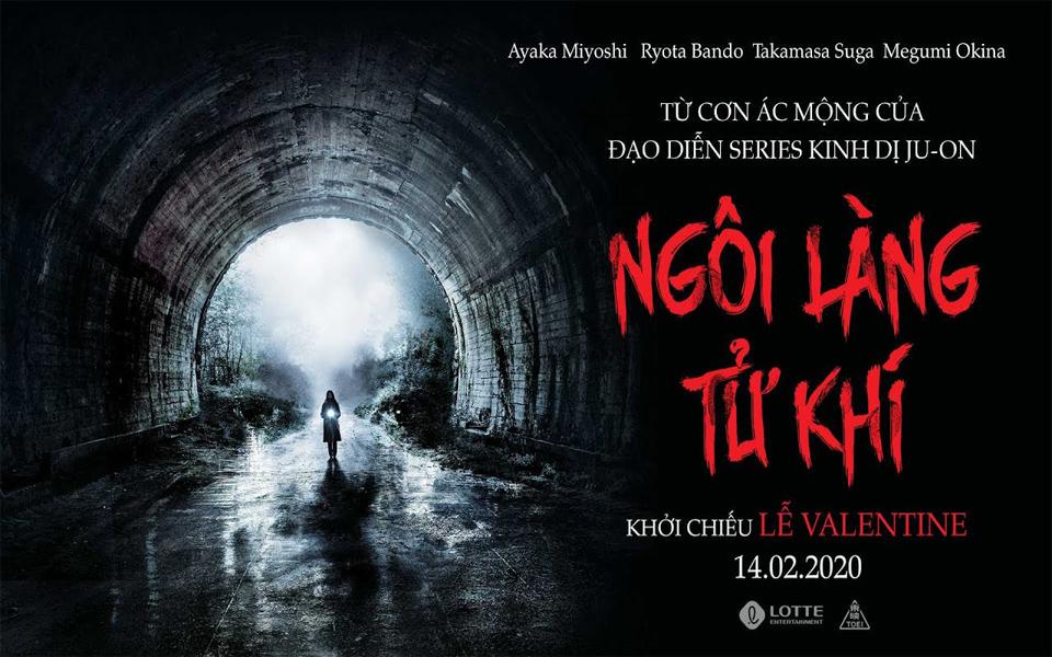 Ngôi Làng Tử Khí – Phim kinh dị về vùng đất 'chó sủa' bị ma ám có thật tại Nhật Bản