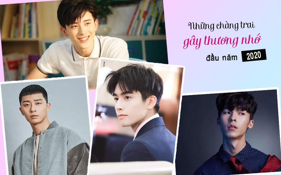 Những cực phẩm nam nhân gây thương nhớ nhất trên màn ảnh châu Á đầu 2020